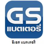 แบตเตอรี่ GS NS100L