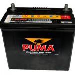 แบตเตอรี่ puma 60B24L