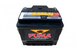 แบตเตอรี่ Puma DIN43