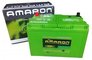 แบตเตอรี่ Amaron 105D31L