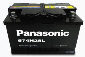 แบตเตอรี่ Panasonic 574h28l