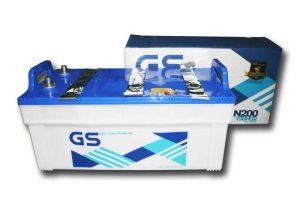 แบตเตอรี่ GS N200