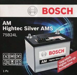 แบตเตอรี่ Bosch 75B24L
