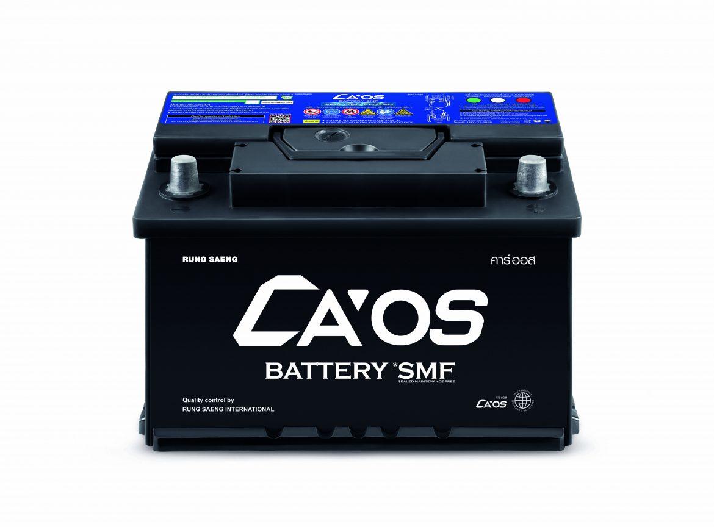 แบตเตอรี่ CAOS Din75